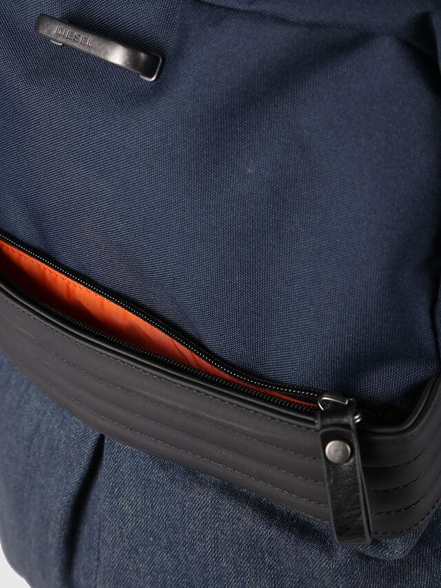 Diesel - M-PROOF BACK, Blue Jeans - Backpacks - Image 4