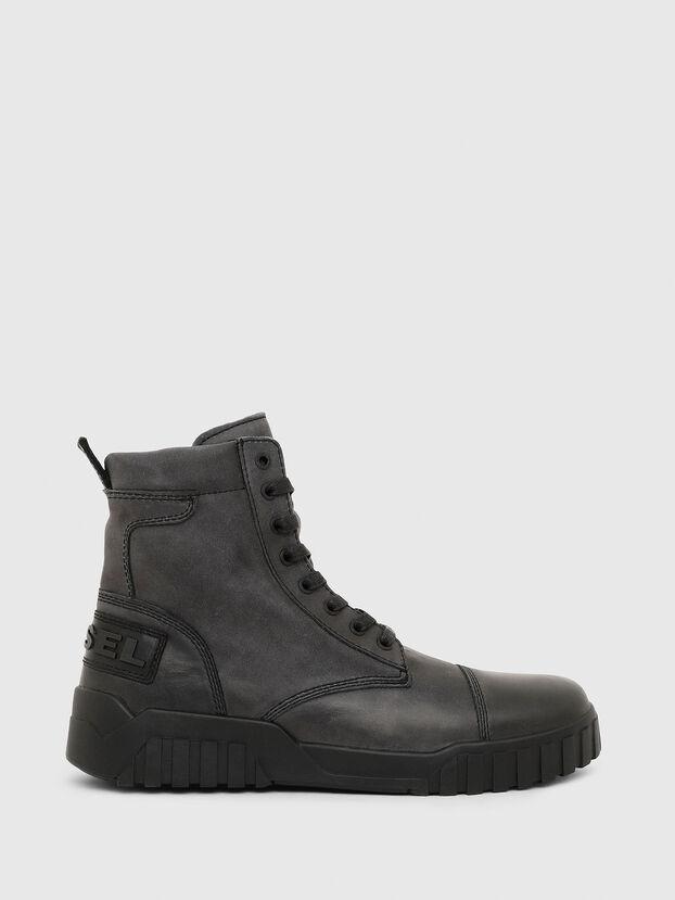 H-RUA AM, Black - Sneakers