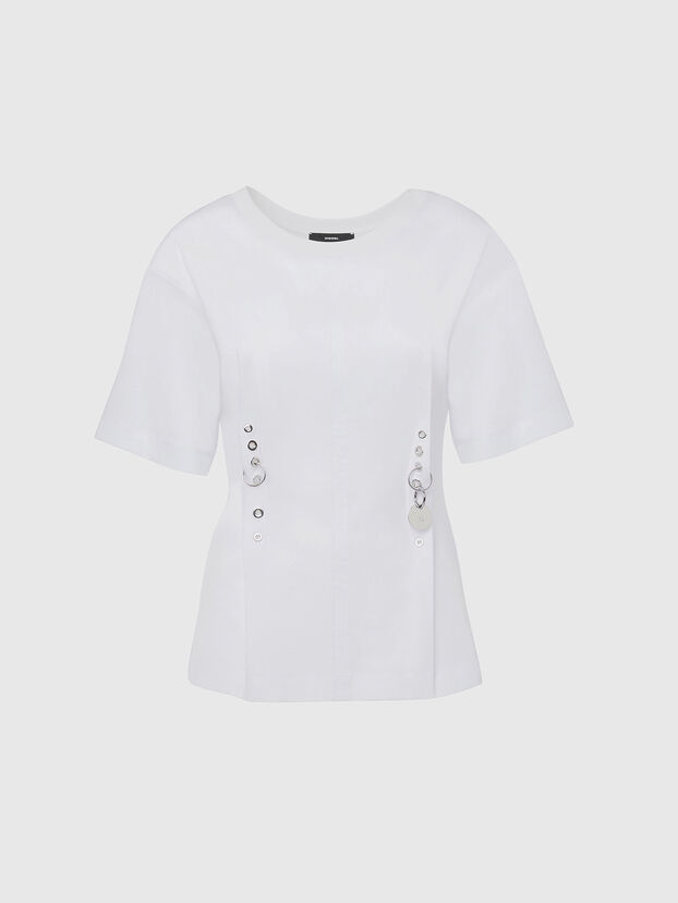 T-SHEELA, White - T-Shirts