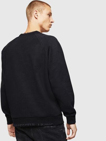 Diesel - S-KOBLER, Black - Sweaters - Image 2