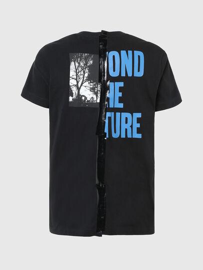 Diesel - T-JUBBY, Black - T-Shirts - Image 2
