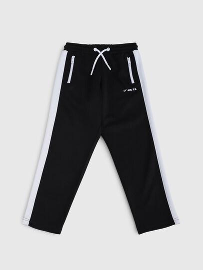 Diesel - PSKA, Black/White - Pants - Image 1