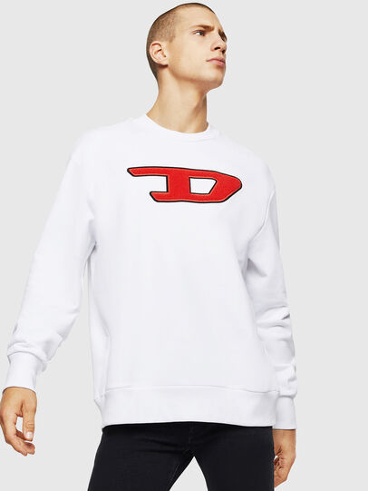 Diesel - S-CREW-DIVISION-D,  - Sweaters - Image 1