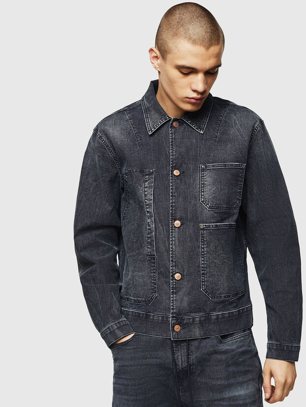 D-ROKU JOGGJEANS,  - Denim Jackets