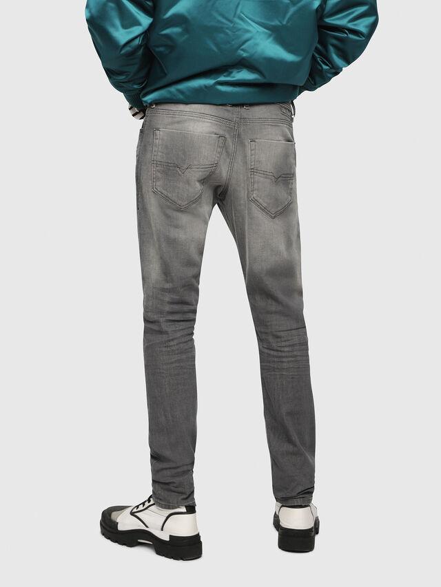 5ea1b26e70a1 TEPPHAR 084HP Men: Slim Light grey Jeans   Diesel