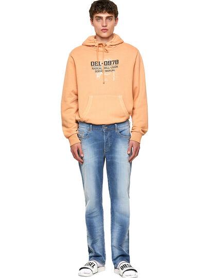 Diesel - D-Mihtry 009NF, Light Blue - Jeans - Image 5