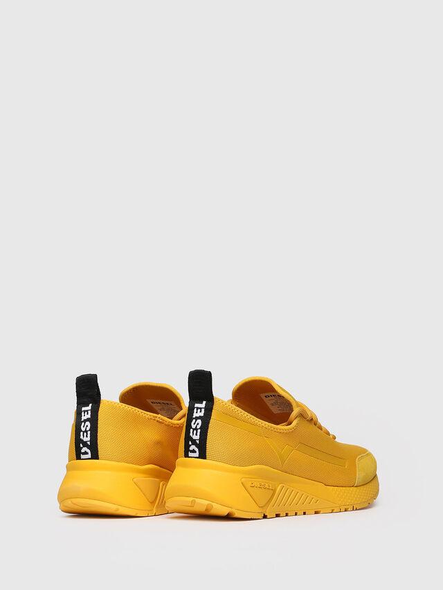 Diesel - S-KBY STRIPE, Yellow - Sneakers - Image 2