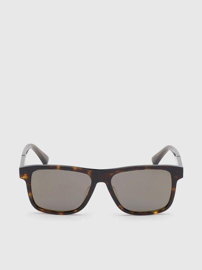 Diesel - DL0279, Brown - Sunglasses - Image 1