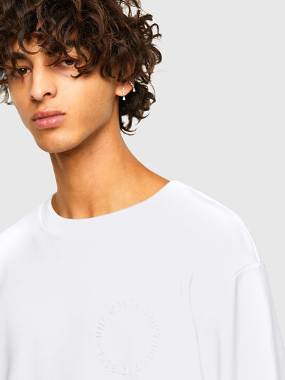 Diesel - S-GIRK-A73, White - Sweaters - Image 3