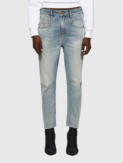Diesel - Fayza 09A04, Light Blue - Jeans - Image 1