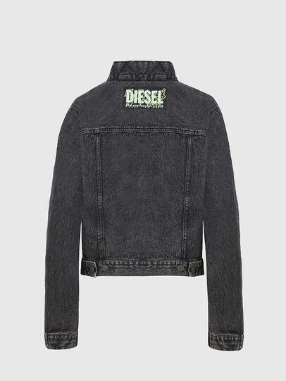 Diesel - G-DANIEL, Black - Jackets - Image 2