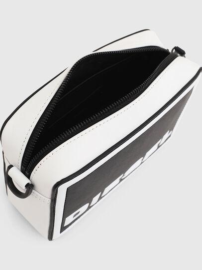 Diesel - ROSA', Black/White - Crossbody Bags - Image 5