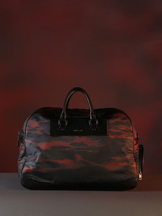 DVL-BAG, Red/Black