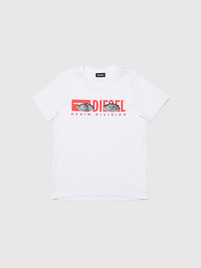 Diesel - TSILYYD, White - T-shirts and Tops - Image 1