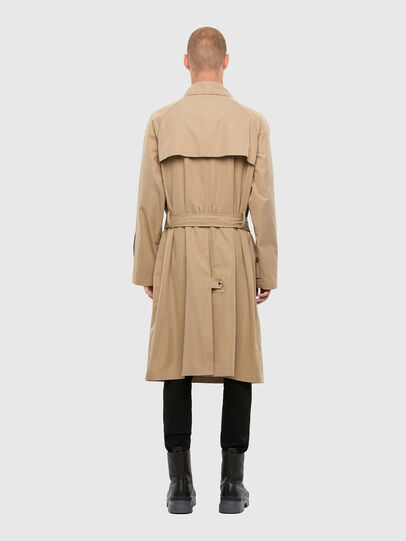 Diesel - J-JAY, Light Brown - Jackets - Image 2