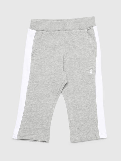 Diesel - PIBIB, Light Grey - Pants - Image 1