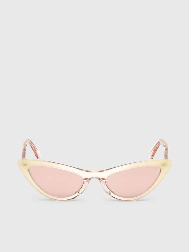 DL0303, Gold - Sunglasses