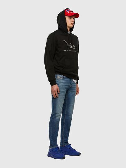 Diesel - Larkee-Beex 009DB, Medium blue - Jeans - Image 5