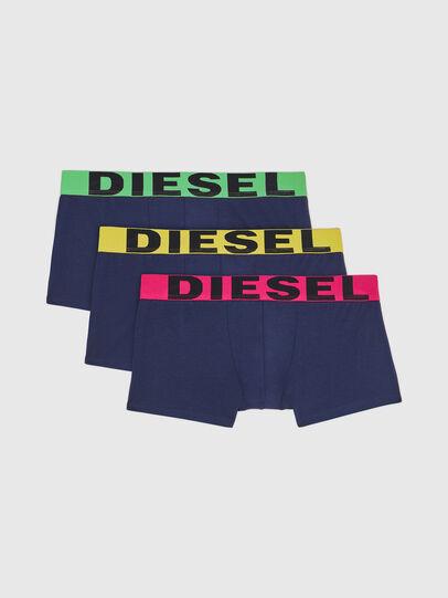 Diesel - UMBX-SHAWNTHREEPACK, Blue/Green - Trunks - Image 1