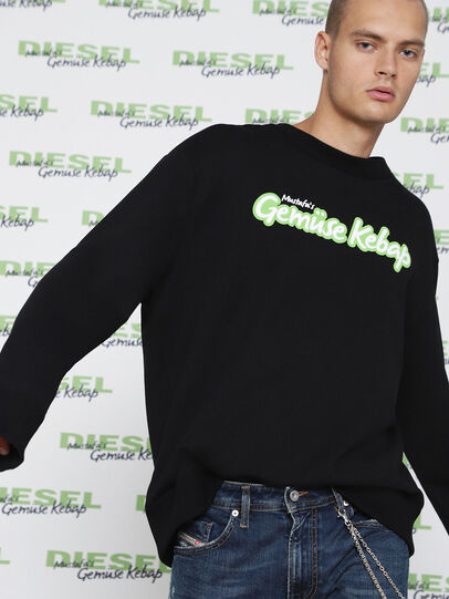 Diesel - MU-FESTA,  - Sweaters - Image 4