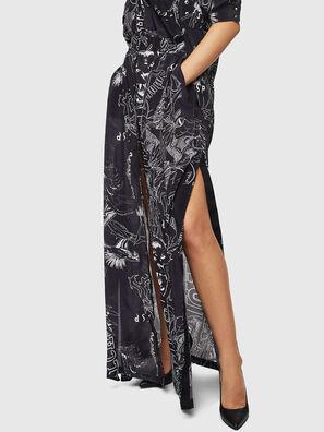 O-MOYA-A, Black - Skirts