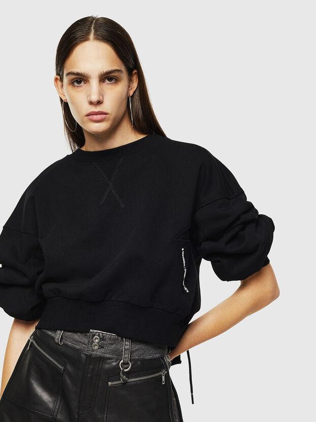 F-MONDY, Black - Sweaters