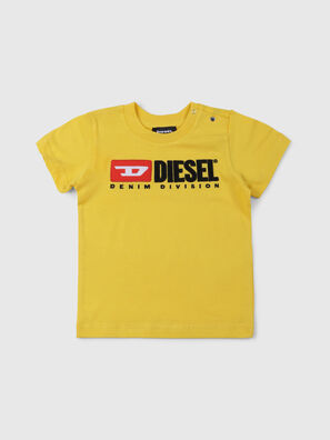 TJUSTDIVISIONB, Yellow - T-shirts and Tops