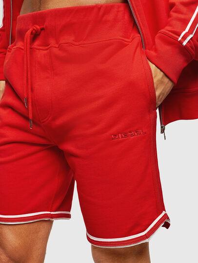 Diesel - UMLB-PAN, Red - Pants - Image 3