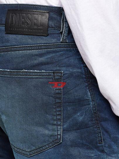 Diesel - D-Strukt JoggJeans® 069SE, Medium blue - Jeans - Image 4