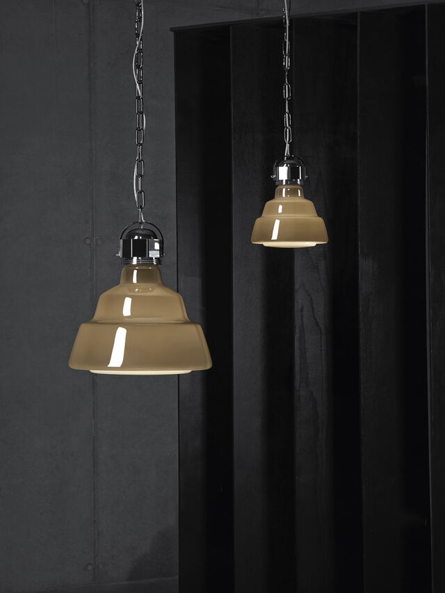Diesel - GLAS PICCOLA, Silver - Hang Lighting - Image 3