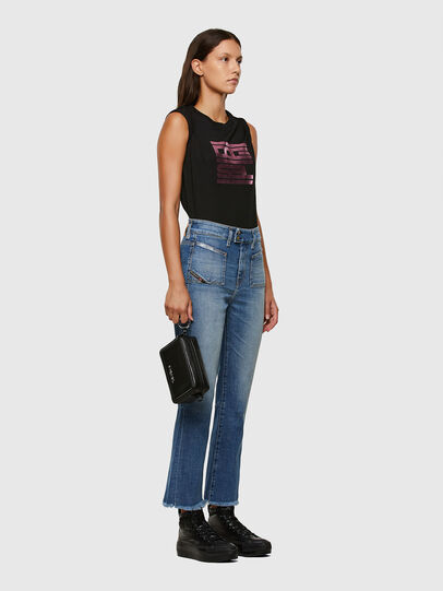 Diesel - D-Earlie 009HG, Light Blue - Jeans - Image 6