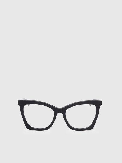 Diesel - DL5400, Black - Eyeglasses - Image 1