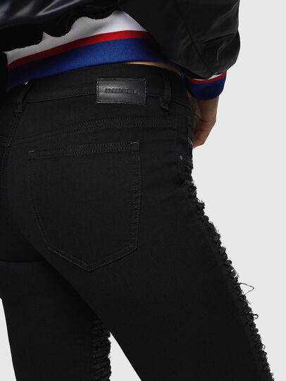 Diesel - Dhary 0686M, Black/Dark grey - Jeans - Image 5