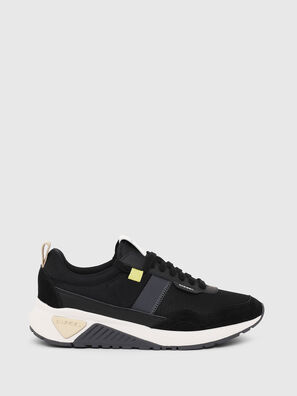 S-KB LOW RUN, Black - Sneakers