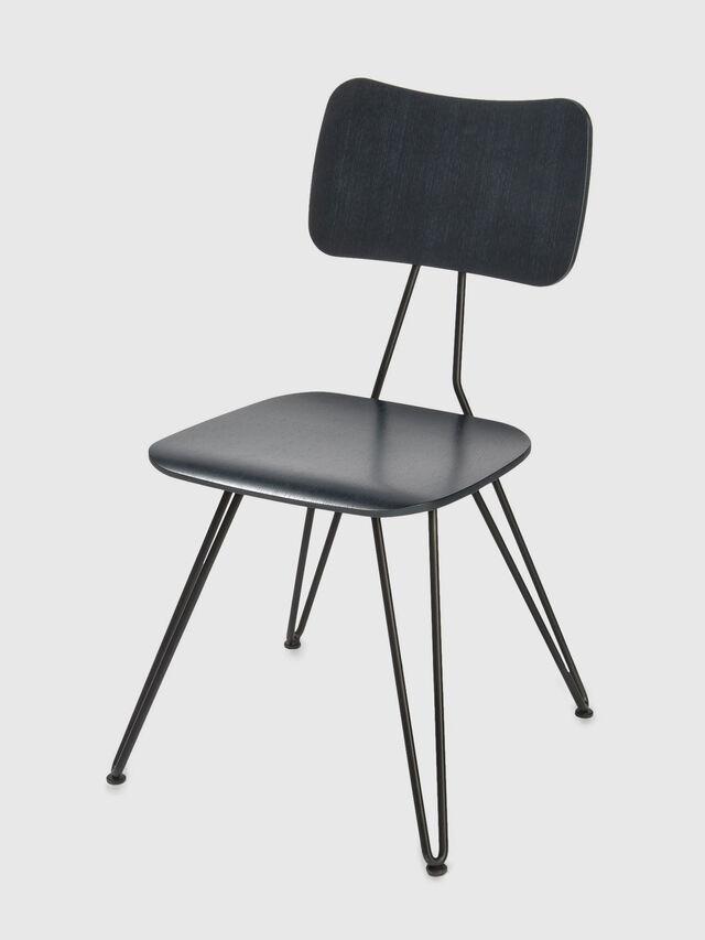 Diesel - DL0F01 OVERDYED, Indigo - Chairs - Image 1