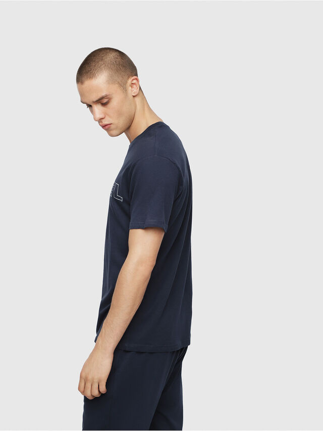 Diesel UMLT-JAKE, Night Blue - T-Shirts - Image 3
