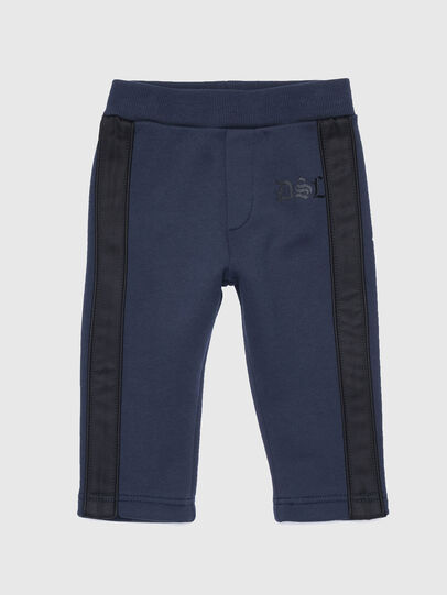 Diesel - POLAB, Dark Blue - Pants - Image 1