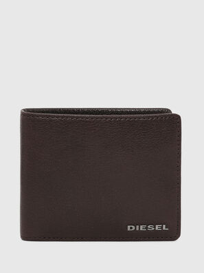 HIRESH S, Brown - Small Wallets