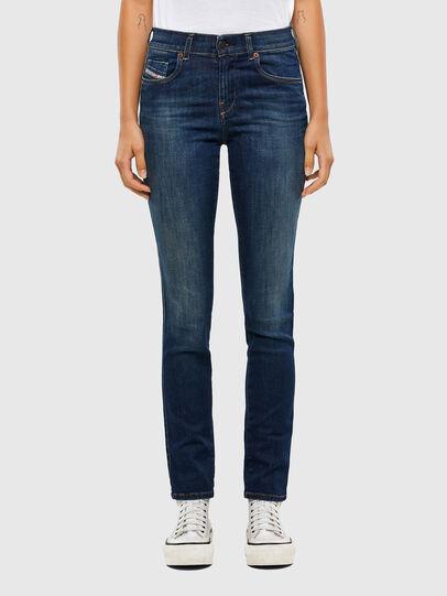 Diesel - Sandy 009HL, Dark Blue - Jeans - Image 1