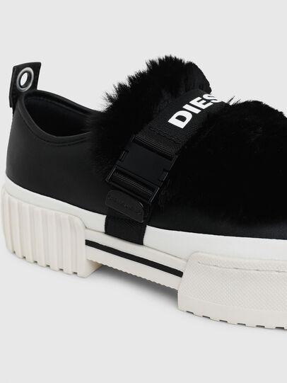 Diesel - S-MERLEY LF, Black - Sneakers - Image 4