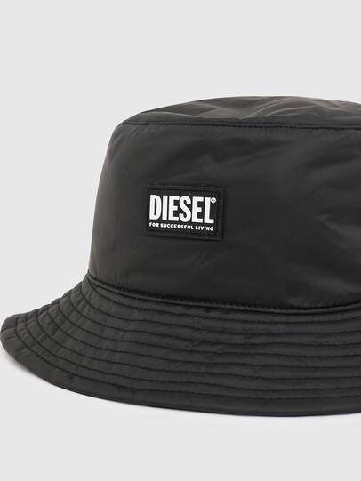 Diesel - C-SWAMP, Black - Caps - Image 3