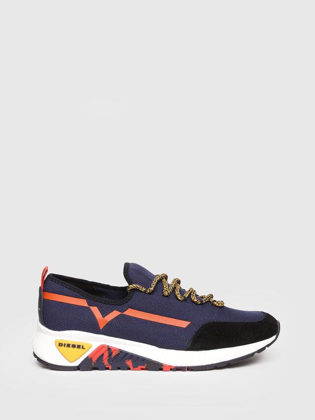 Diesel - S-KBY, Dark Blue - Sneakers - Image 1