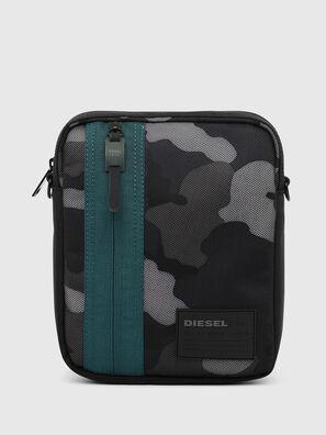 ODERZO Z, Blue/Grey - Crossbody Bags
