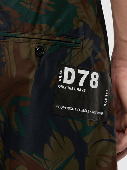 Diesel - P-TRIBE, Military Green - Pants - Image 3