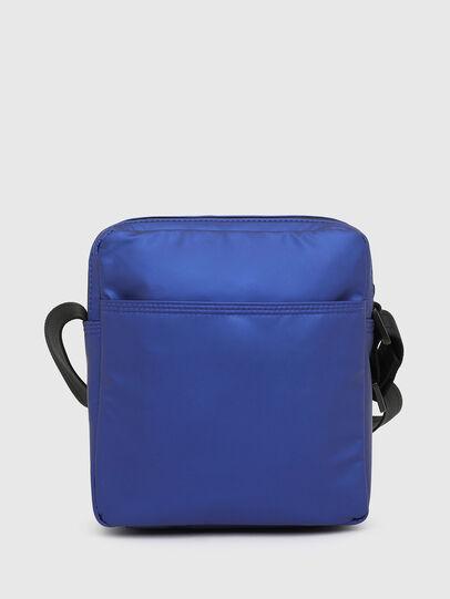 Diesel - F-BOLD DOUBLECROSS I, Blue - Crossbody Bags - Image 2
