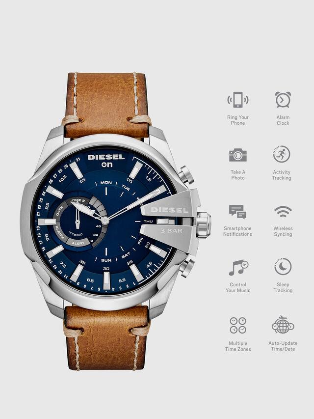 Diesel DT1009, Brown - Smartwatches - Image 1