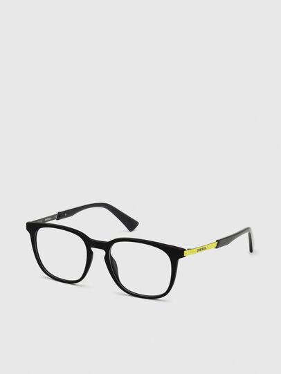 Diesel - DL5349, Black/Green - Eyeglasses - Image 2