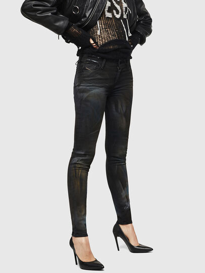 Diesel - Slandy 069IV, Black/Dark grey - Jeans - Image 5