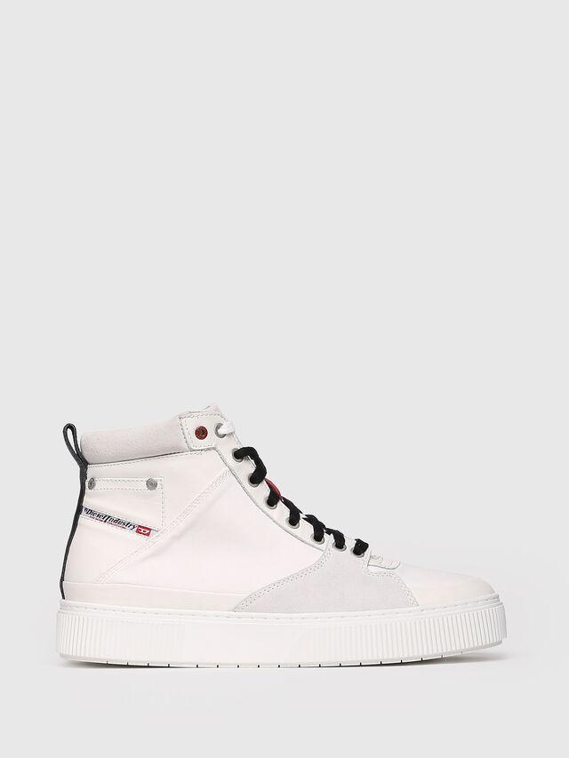 Diesel - S-DANNY MC, White - Sneakers - Image 1
