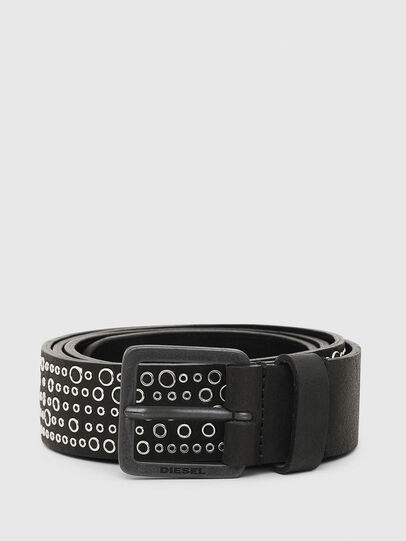 Diesel - B-HEAVY, Black - Belts - Image 1